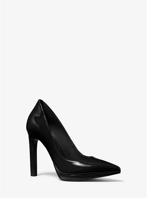 Brielle Patent Leather Pump | Michael Kors