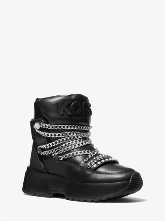 Cassia Leather Boot