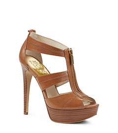 Berkley Leather Platform Sandal