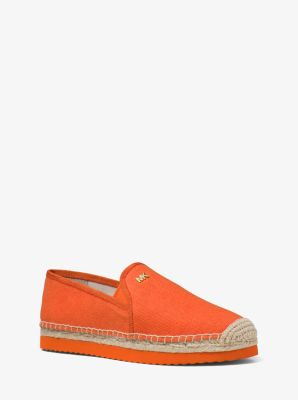 Hastings Canvas Slip-On Espadrille by Michael Kors