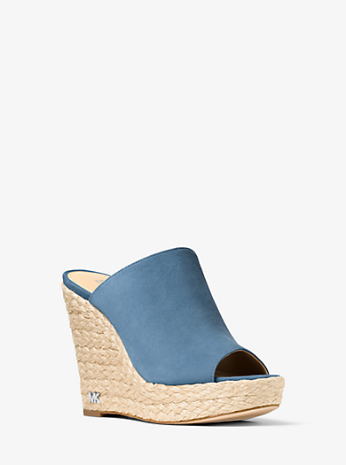 Wedge Hastings aus Wildleder by Michael Kors