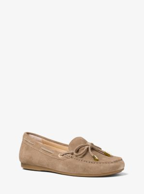 Sutton Suede Moccasin by Michael Kors