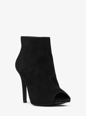 Women's Designer Suede and Leather Boots | Michael Kors