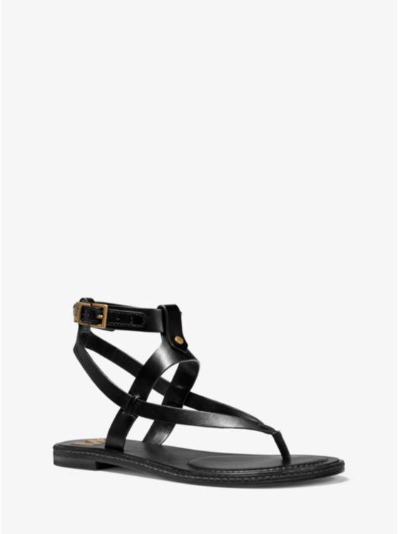 Pearson Leather Sandal