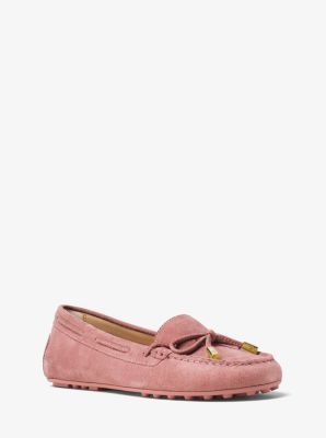 Daisy Suede Moccasin by Michael Kors