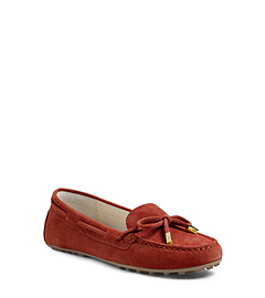 Daisy Suede Moccasin