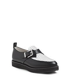 Dakota Studded Leather Loafer