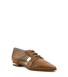 Graham Cutout Leather Oxford