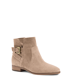 Salem Suede Ankle Boot