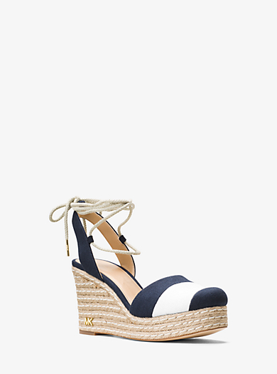 Ivy Closed-Toe Wedge  by Michael Kors