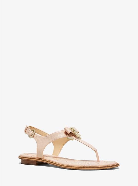 Alice Patent Leather Sandal | Michael Kors
