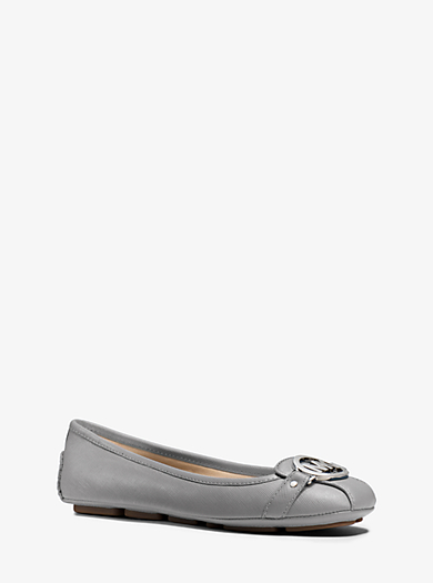 Fulton Saffiano Moccasin by Michael Kors