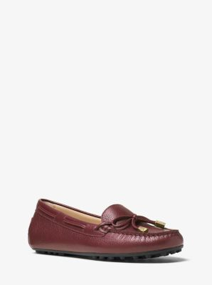 Daisy Vachetta Leather Loafer by Michael Kors