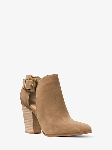 Adams Suede Ankle Boot  by Michael Kors