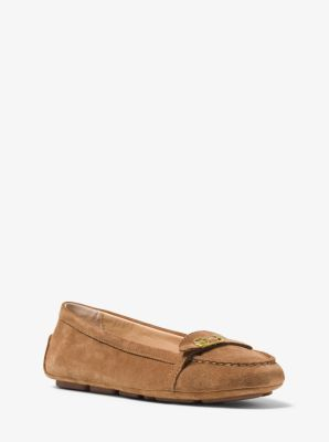 Bryce Suede Moccasin  by Michael Kors