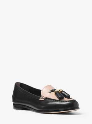 Callahan Leather Loafer by Michael Kors
