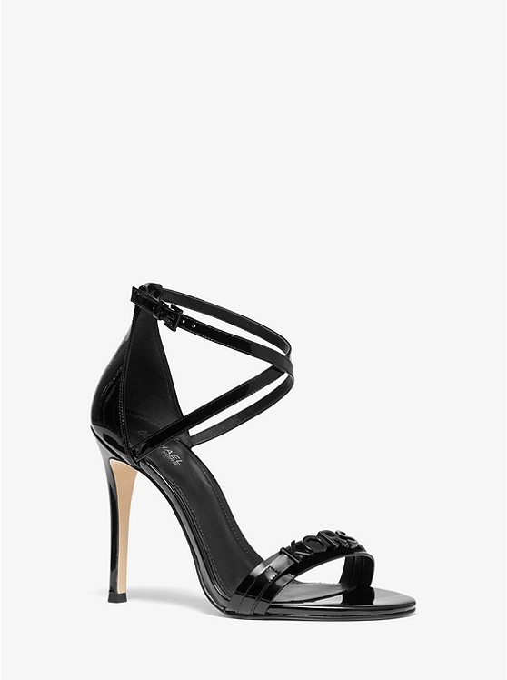 Goldie Patent Leather Sandal | Michael Kors