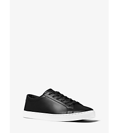Jake Leather Sneaker  by Michael Kors