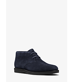 Logan Suede Boot  by Michael Kors