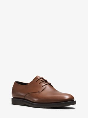 Lyle Leather Oxford  by Michael Kors