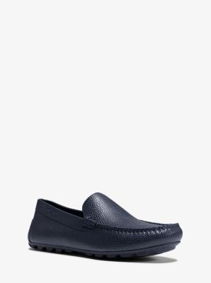 William Leather Loafer  by Michael Kors