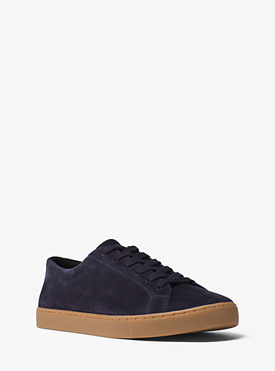 Sneaker Jake in camoscio by Michael Kors