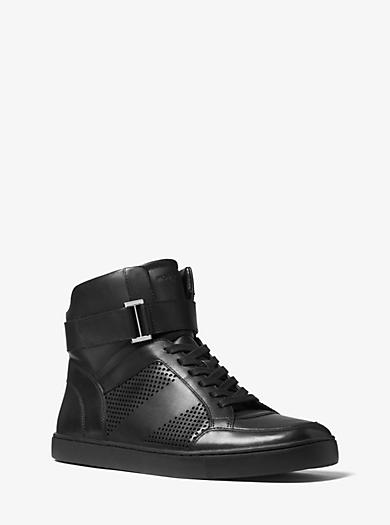 Knöchelhoher Sneaker Anthony aus Leder by Michael Kors