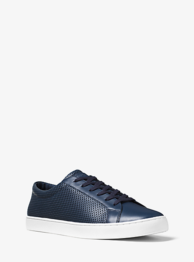 Sneaker Jake aus perforiertem Leder by Michael Kors