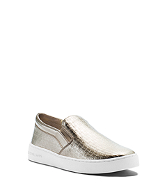 Breck Embossed Metallic Slip-On
