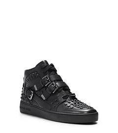 Bryn Studded Leather Sneaker