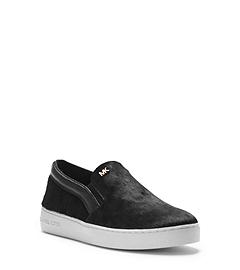 Keaton Hair Calf Slip-On Sneaker
