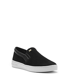 Keaton Suede Slip-On Sneaker