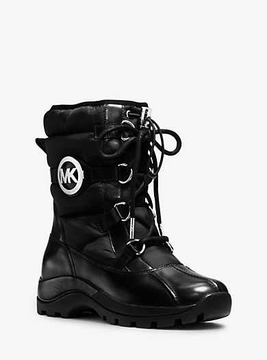 Ridgley Lace-Up Winter Boot by Michael Kors