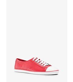 Kristy Leather Sneaker  by Michael Kors