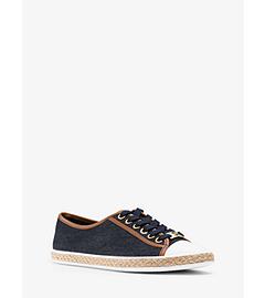 Kristy Denim Sneaker  by Michael Kors