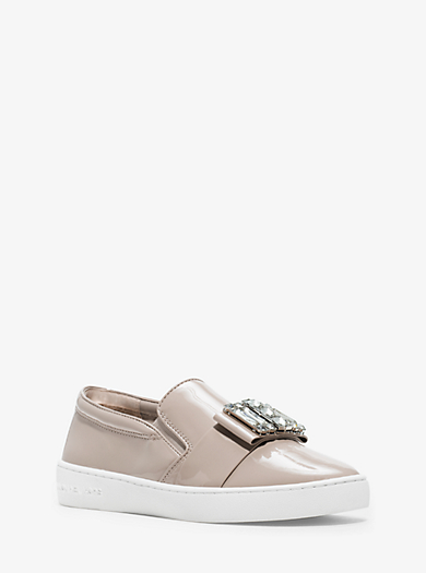 Sneaker Michelle aus Lackleder by Michael Kors