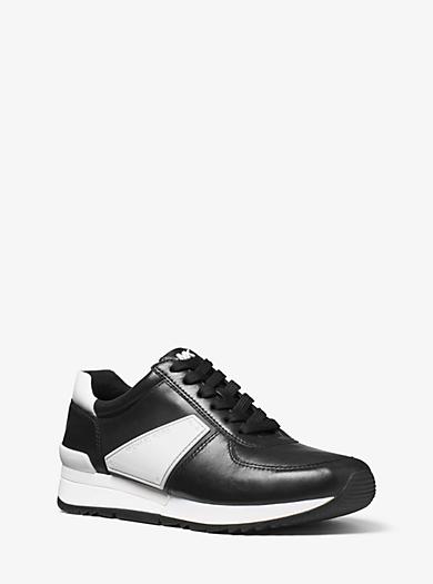 Sneaker Allie aus Leder by Michael Kors