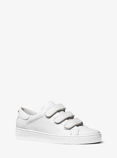 Sneaker Craig in pelle goffrata by Michael Kors