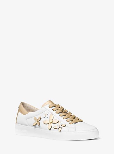 Sneaker Lola in pelle con decori by Michael Kors