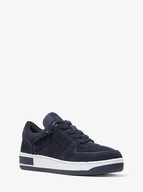 Jaden Suede Sneaker | Michael Kors