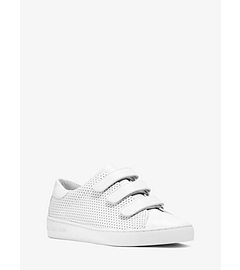 Craig Perforated-Leather Sneaker  by Michael Kors