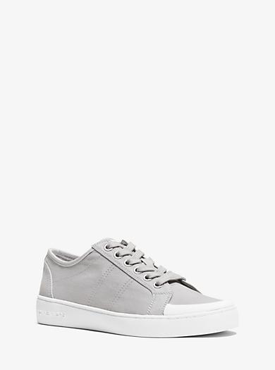 Harlen Twill Sneaker  by Michael Kors