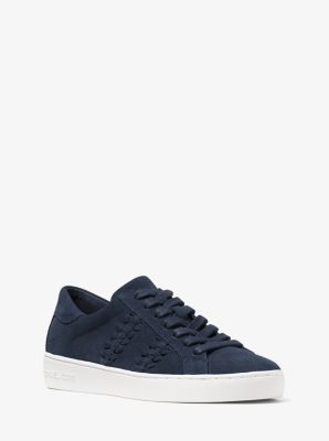 Stevie Suede Sneaker  by Michael Kors