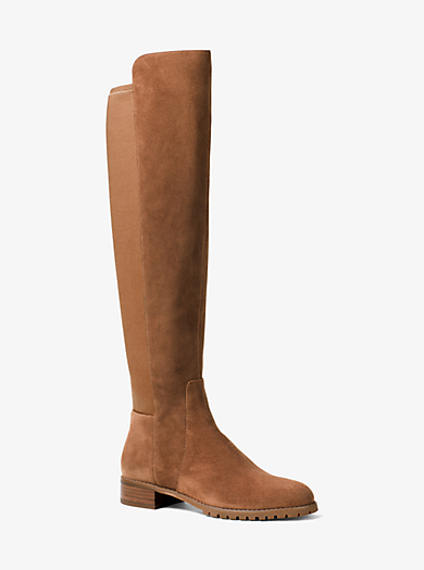 Joanie Over-The-Knee Suede Boot  by Michael Kors