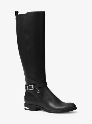 Arley Leather Boot Michael Kors