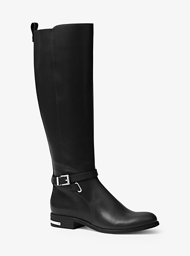 Lederstiefel Arley by Michael Kors
