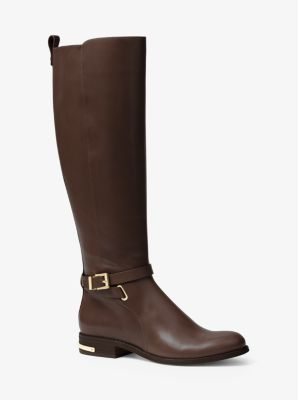 Arley Leather Boot by Michael Kors