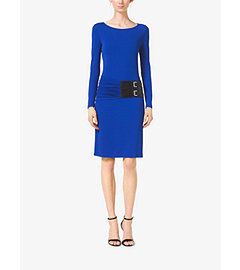 Stretch Matte-Jersey Slide Dress by Michael Kors