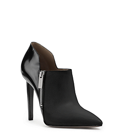 Samara Leather Ankle Boot