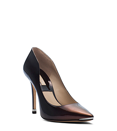 Avra Patent-Leather Pump
